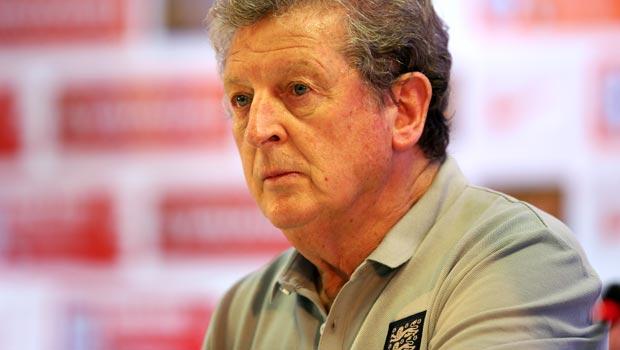 Roy Hodgson England boss world cup