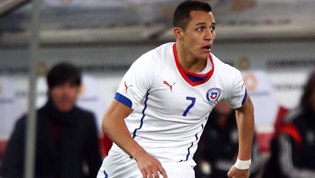 Sanchez Alexis Chile