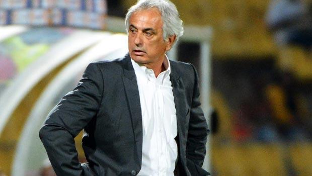 Vahid Halilhodzic Algeria World Cup