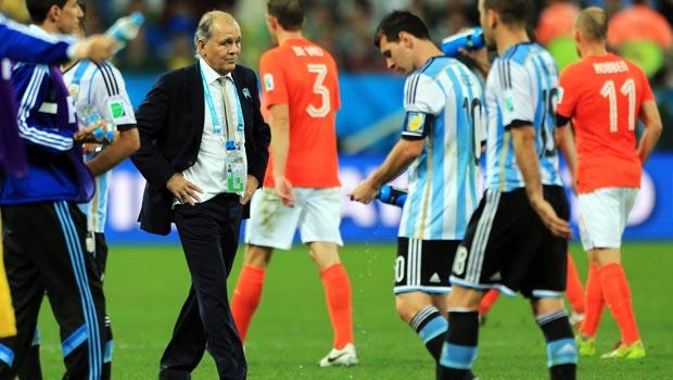 Alejandro Sabella Argentina World Cup