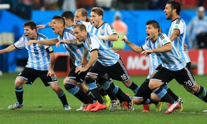 Argentina v Germany World Cup final