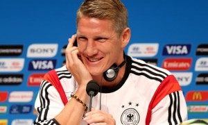Bastian Schweinsteiger Germany World Cup