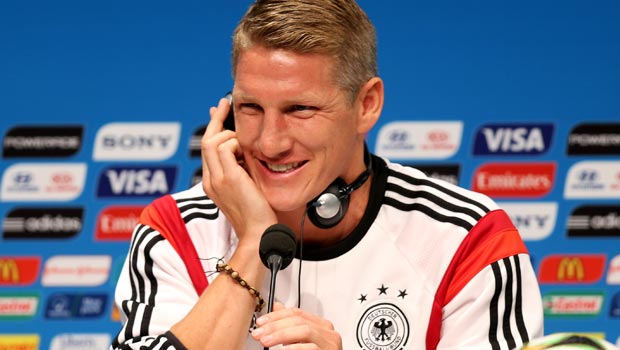 Bastian Schweinsteiger Germany World Cup