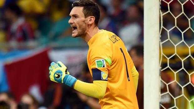 France v Germany World Cup 2014