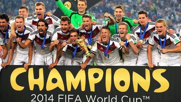 Germany 2014 World Cup Champion