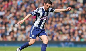Graham Dorrans West Bromwich Albion