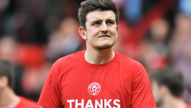 Harry Maguire Hull City