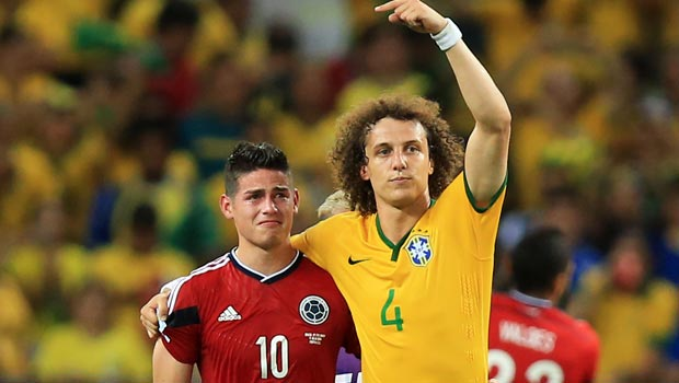 James Rodriguez Colombia World Cup 2014