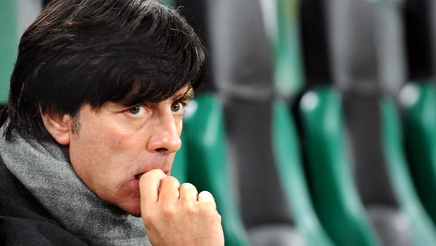 Joachim Low Germany Coach World Cup