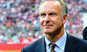 Karl-Heinz Rummenigge Bayern Munich