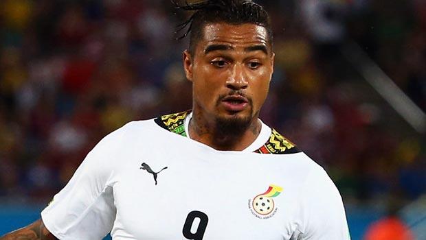 Kevin-Prince Boateng Ghana