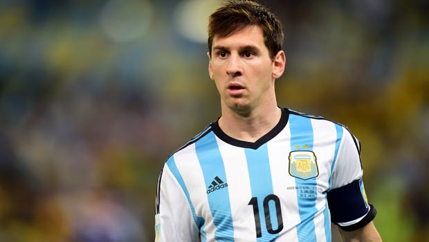 Lionel Messi Argentina World Cup