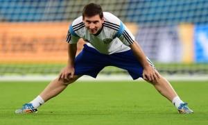 Lionel Messi Argentina and Barcelona Striker
