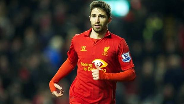Liverpool Fabio Borini