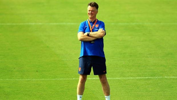 Man United Louis van Gaal