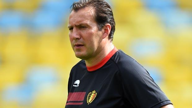Marc Wilmots Belgium