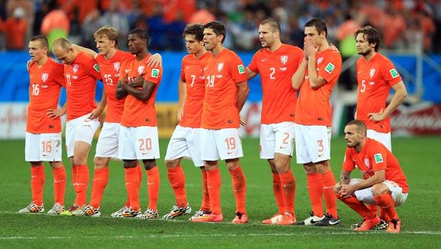 Netherlands vs Argentina World Cup