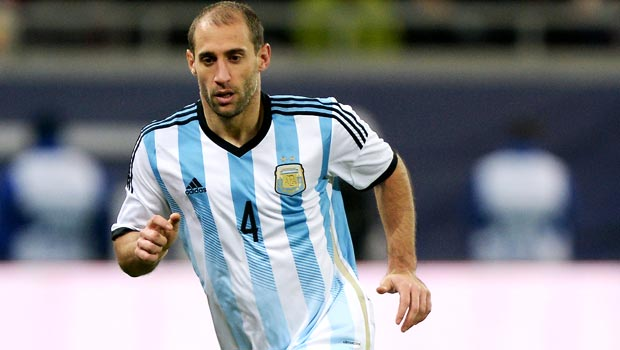 Pablo Zabaleta Argentina