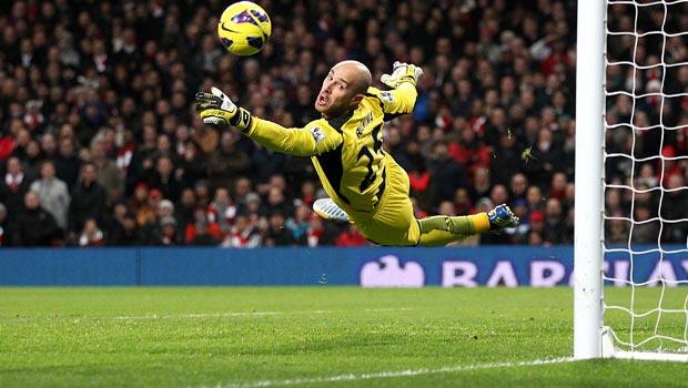 Pepe Reina Liverpool