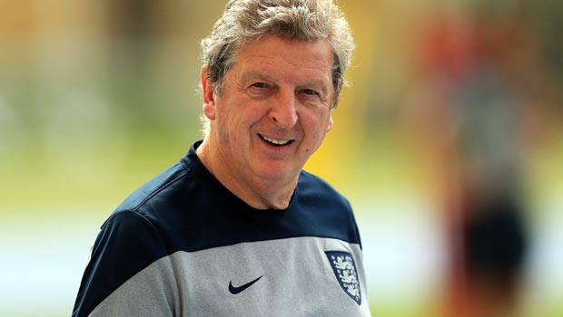 Roy Hodgson England v Scotland International Friendly