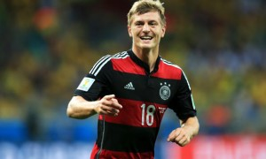 Toni Kroos Germany World Cup Finals