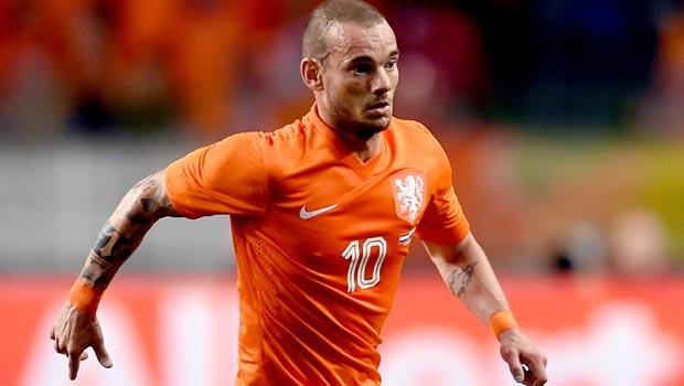 Wesley Sneijder Netherlands World Cup