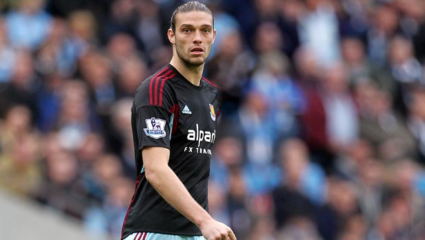 Andy Carroll West Ham United