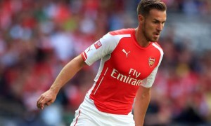 Arsenal Aaron Ramsey