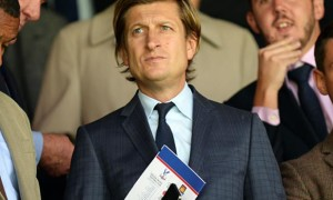 Steve Parish Crystal Palace