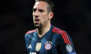 Franck Ribery Bayern Munich