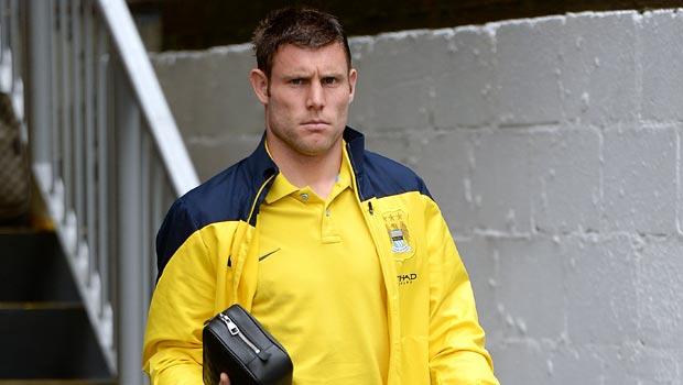 James Milner Manchester City