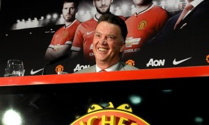 Louis van Gaal Manchester United