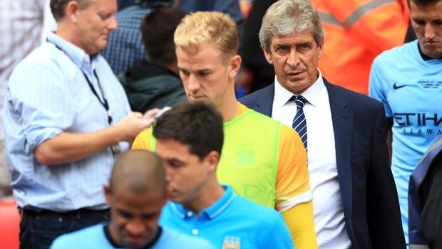 Manchester City Manuel Pellegrini