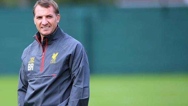 Liverpool Brendan Rodgers Premier League