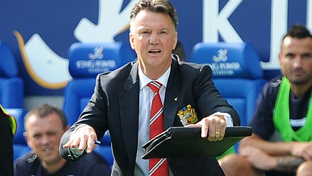 Man Utd boss Louis Van Gaal