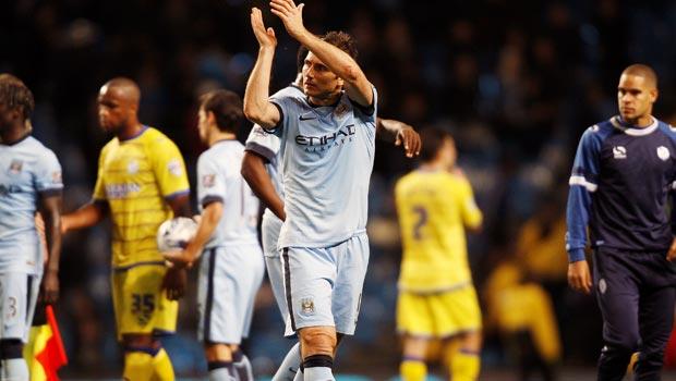 Manchester City 7-0 Sheffield Wednesday