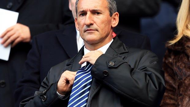 Txiki Begiristain Manchester City