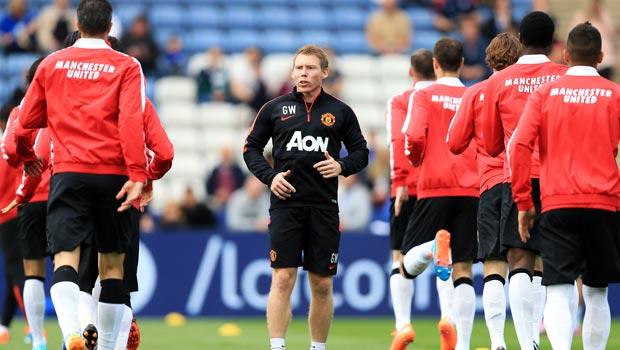 Manchester United Gary Walker