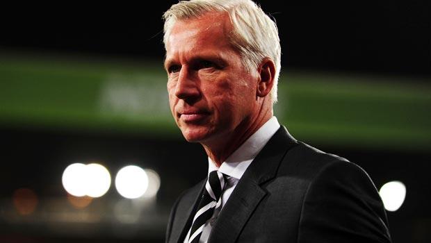 Newcastle Alan Pardew