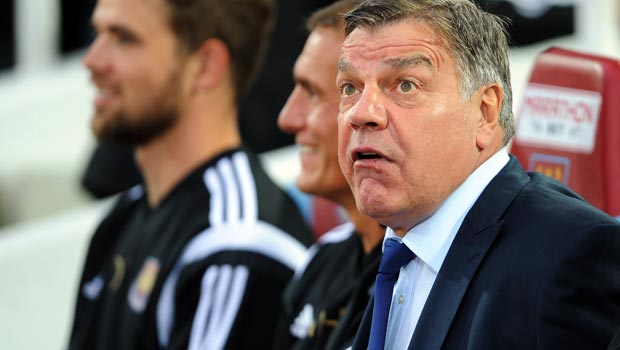 Sam Allardyce West Ham United