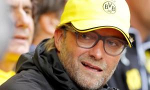 Borussia Dortmund boss Jurgen Klopp