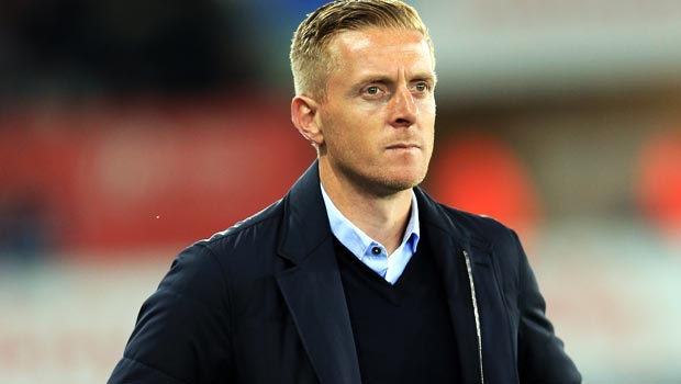 Garry Monk Swansea manager