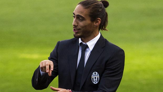 Martin Caceres Juventus