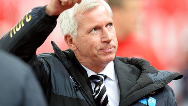 Newcastle United Alan Pardew