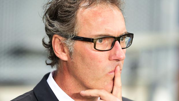 Paris St Germain Laurent Blanc