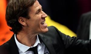 Roma boss Rudi Garcia