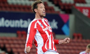 Stoke City Peter Crouch
