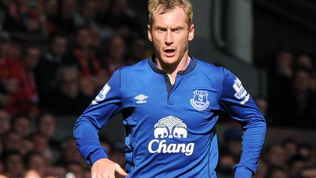 Tony Hibbert Everton