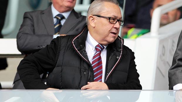 West Ham United David Sullivan