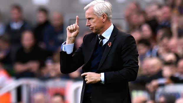 Alan Pardew Newcastle United